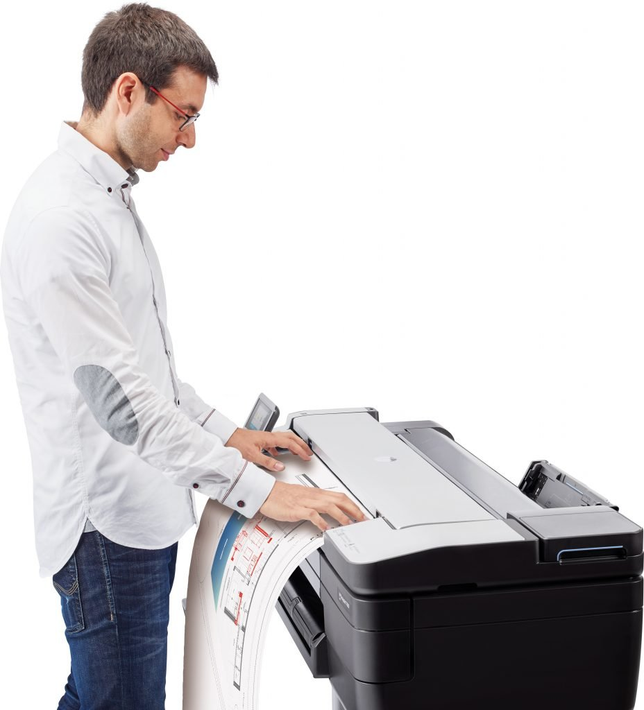 Plotter Hp multifunzione Low Cost