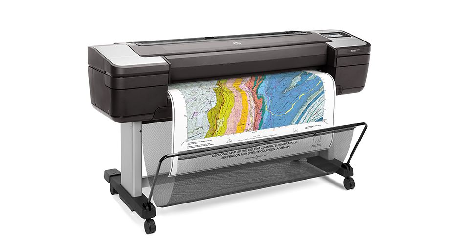 plotter hp esigenze di stampa elevate
