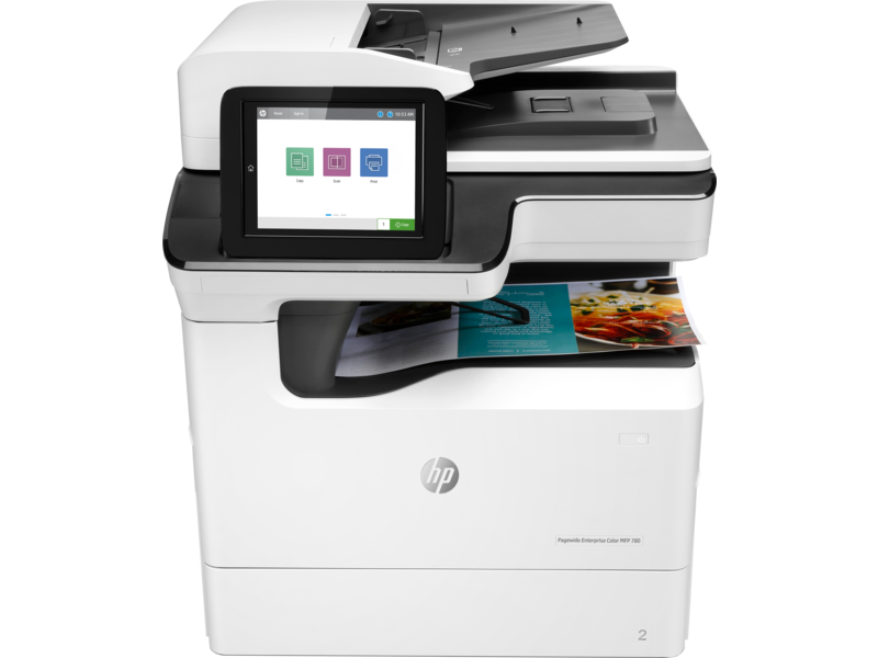 Multifunzione HP PageWide